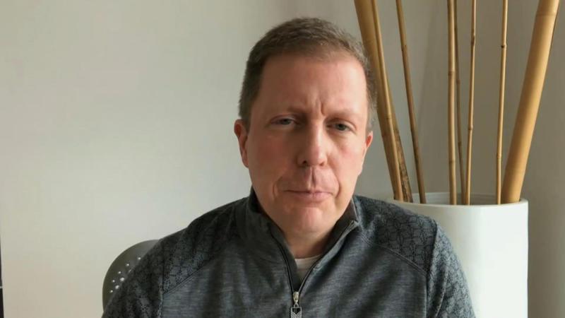 Le Dr Mathieu Simon est pneumologue et chef des soins intensifs à l'Institut universitaire de cardiologie et de pneumologie de Québec.